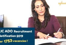 LIC ADO Recruitment Notification