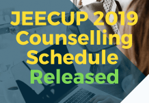 JEECUP-2019-Counselling-Schedule-Released-Aglasem