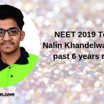 NEET Topper 2019
