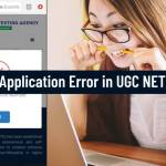 nta.ac.in ntanet.nic.in UGC NET Result July 2019 Invalid Application Error