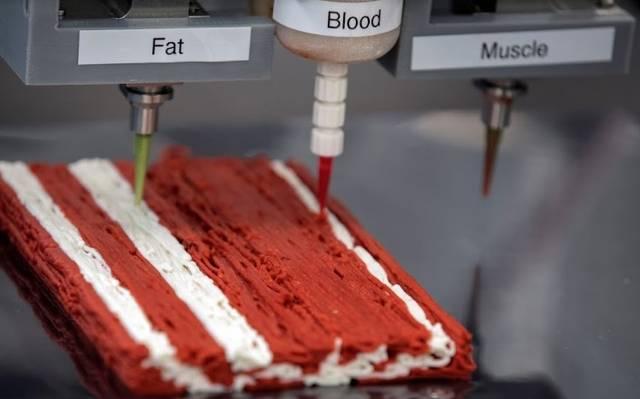 """Alt-Steak: así funciona la primera impresora de """"carne 3D"""" que planean instalar este año en restaurantes   Agrofy News"""
