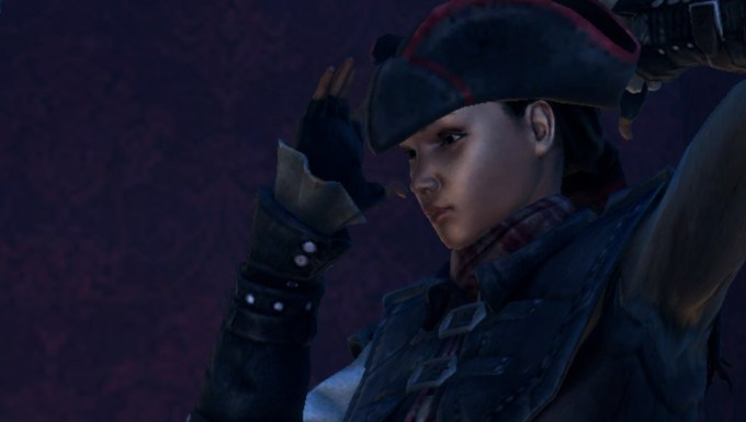 《刺客教條》系列作中的主角不再是以男性為主,這次則是改由女性來詮釋全新的遊戲內容。