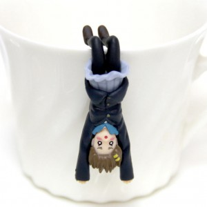 《K-ON!》平沢唯、秋山澪、田井中律、琴吹紬、中野梓化身背上吊飾!