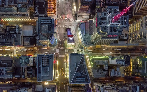 See Jeffrey Milstein's Aerial Photos of New York - artnet News