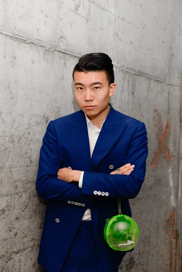 Michael Xufu Huang Photo: Presley Ann/Patrick McMullan