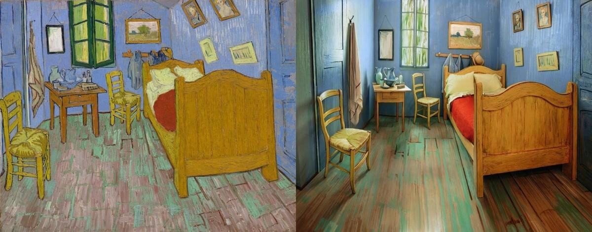 spend the night in van gogh's bedroom - artnet news