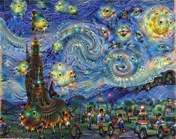 Google's Artificial Intelligence Paintings Auction ...