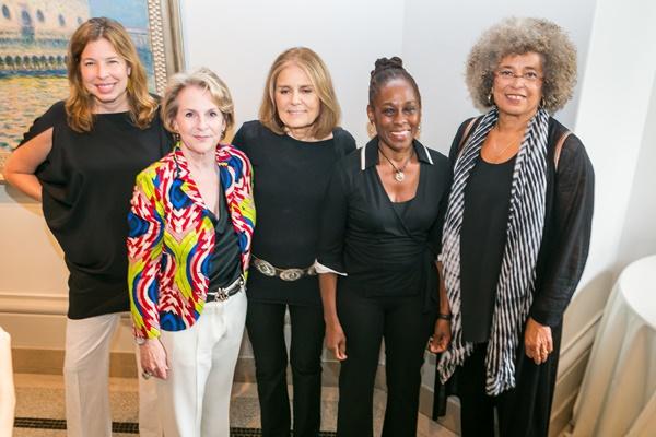 Angela Gloria Davis Steinem