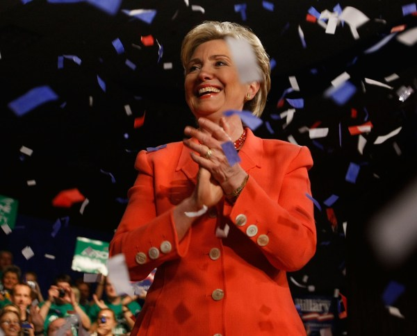 The Unused Confetti From Hillary Clinton's Election-Night ...
