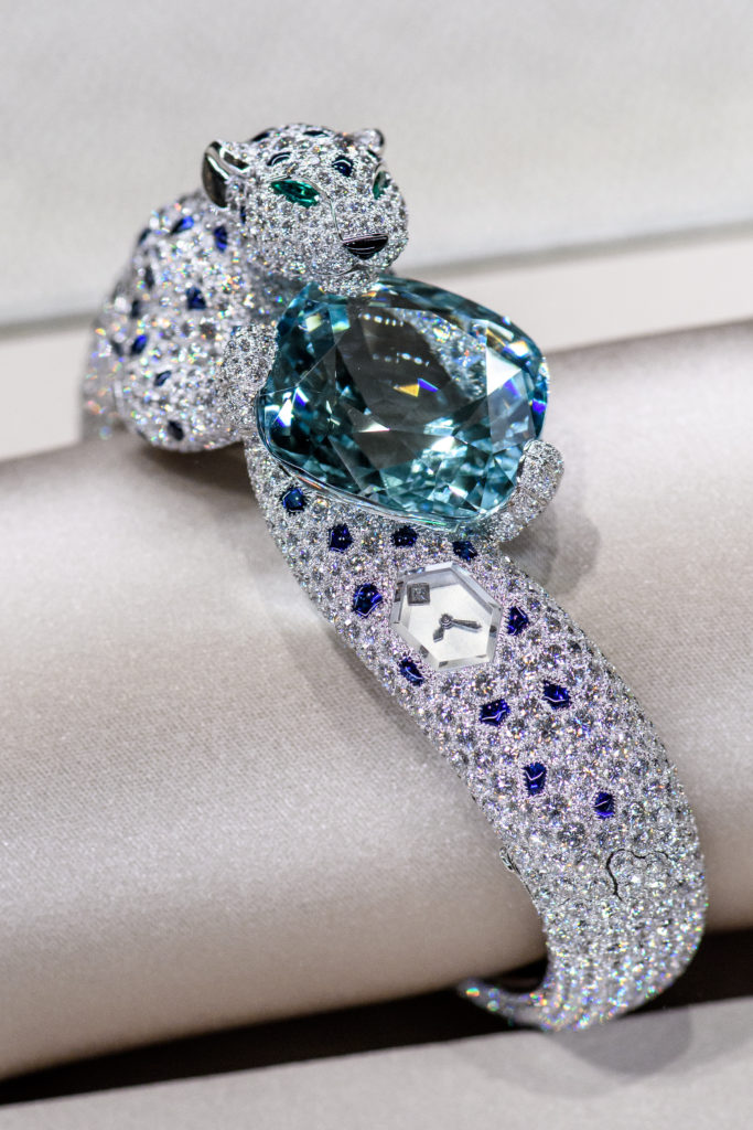 Cartier Presents One-of-a-Kind High Jewelry Exhibition at Its Historic New York Mansion