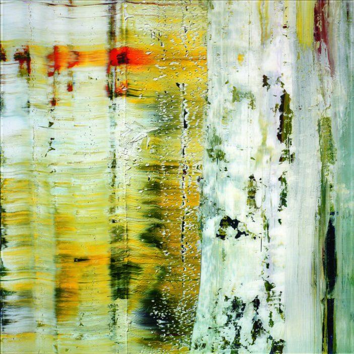 Cage II, de Gerhard Richter, uma das 18 obras que o artista está doando. Foto: cortesia fiftyfifty