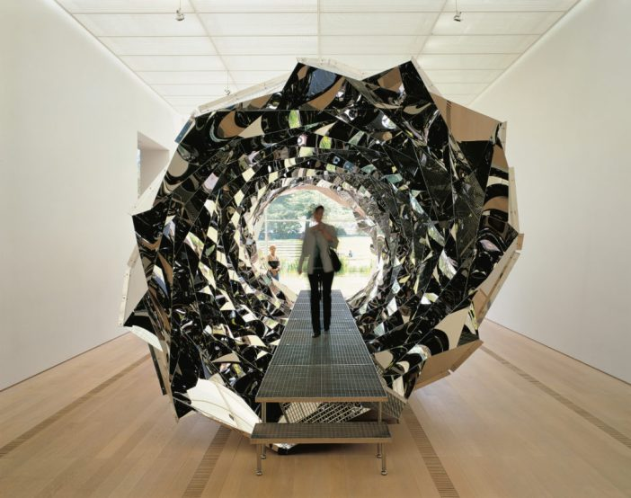 Olafur Eliasson, Your spiral view (2002)