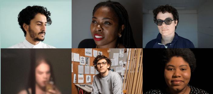 Imran Perretta, Ima-Abasi Okon, Oreet Ashery, Jamie Crewe, Sean Edwards e Shawanda Corbett