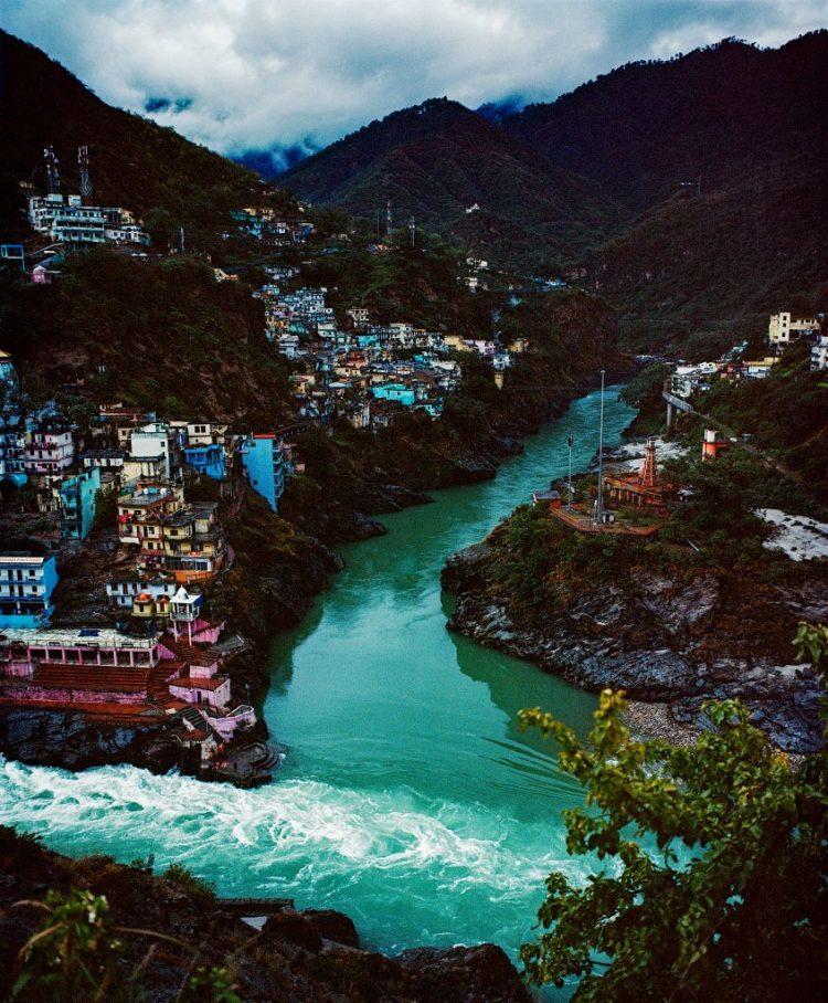 Ashish Shah,《恒河的生與死》。 由印度藝術提供。