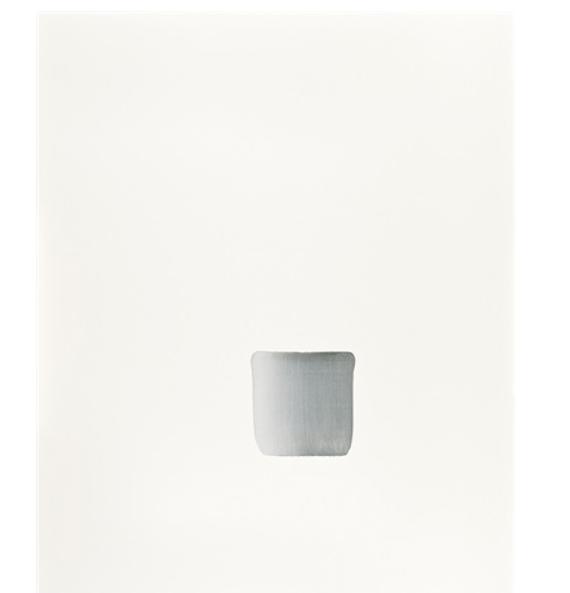 Lee Ufan,Dialogue(2007). Courtesy of Seoul Auction