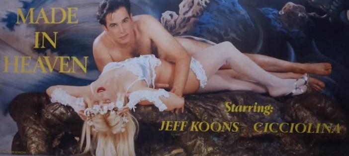 Jeff Koons, Made in Heaven