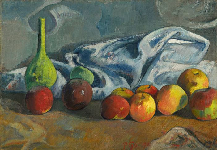 Paul Gauguin, Nature morte aux pommes (1890)
