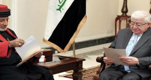 H.B. Mar Gewargis Sliwa Calls on New Iraqi President in Baghdad