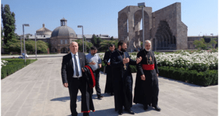 Delegation of the Assyrian Church of the East Visits Russia and Armenia