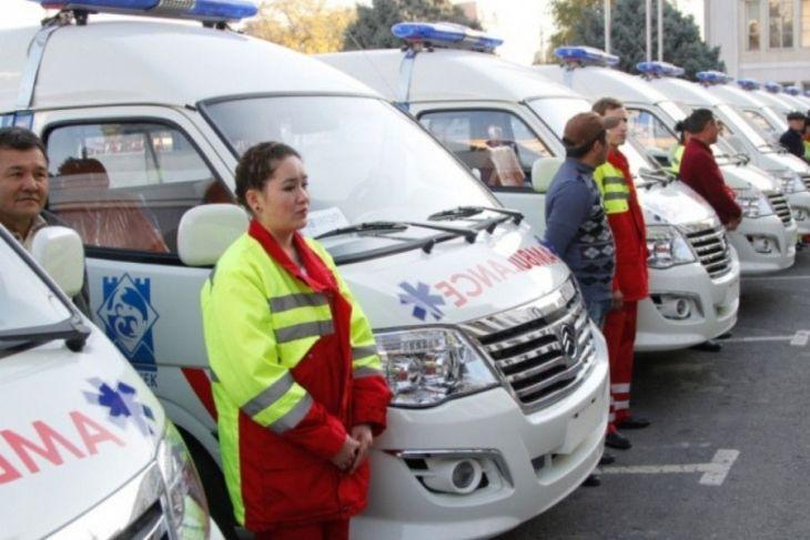 Управление здравоохранения столичного муниципалитета объявило тендер на приобретение шести автомашин класса «А», на который будет потрачено 12 миллионов сомов.