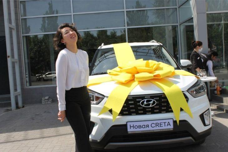 Я купила автомобиль Huyndai Creta