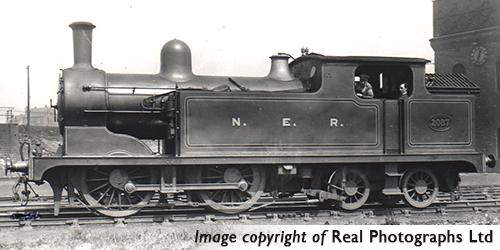 LNER G5 0-4-4T Announcement
