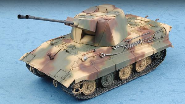 PKTM07124 German E-50 Flakpanzer