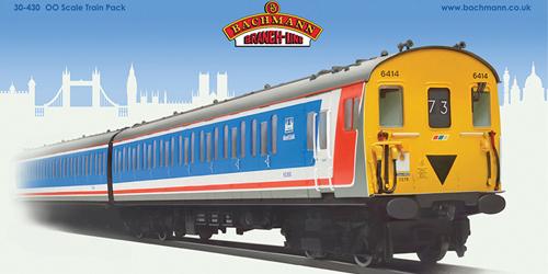 Product Focus – Capital Commuter Train Pack