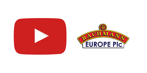 New Bachmann YouTube Channel Launched