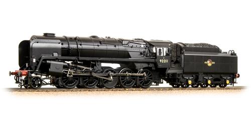 Class 9F Arrives at Bachmann