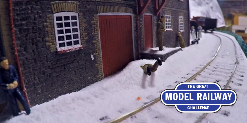 Bachmann Products on the Great Model Railway Challenge