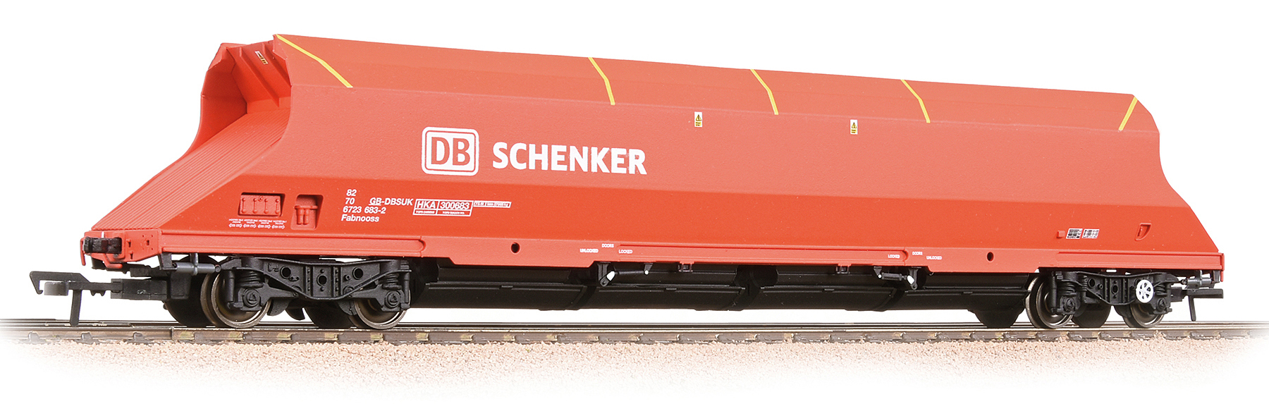 New Tooling – N & OO Scale Wagons