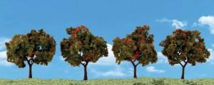 Woodland Scenics Classics Trees