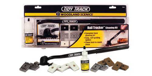 Get on track with Woodland Scenics