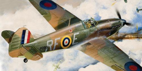 pg8411_Hawker Hurricane Mk1 feature