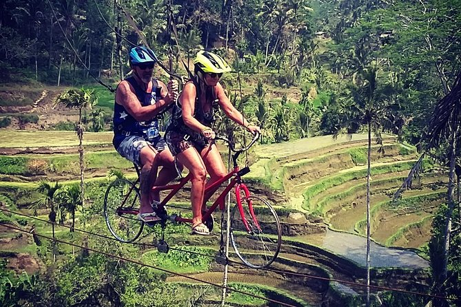 Ubud Sky Bike Adventure