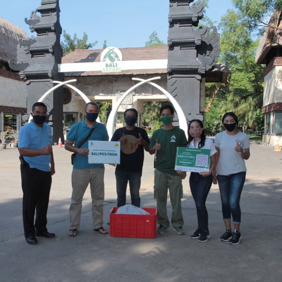 Bali Safari Park Donation program #kitacintasatwa
