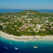 The Gili Islands reopening on June 20