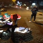 Alleged drunken motorcycle driver killed