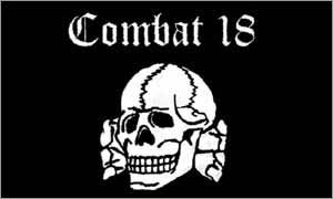 Bild: Combat 18 Logo