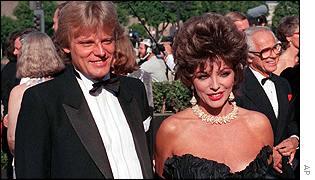 BBC News | SHOWBIZ | Collins' wedding album
