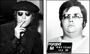 Lennon og Chapman