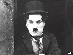 Charlie Chaplin in The Kid 1921