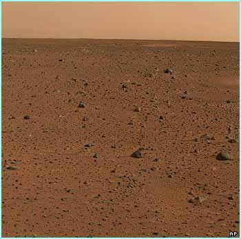 CBBC Newsround GALLERIES Spirit rover probe on Mars