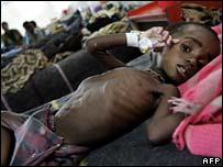 BBC 中文網 | 國際新聞 | 科學會議:10年後世界飢餓人口多1億