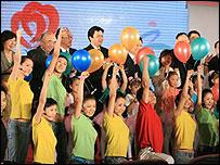 北京奥运开始招募志愿者
