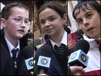 Josh, Jessica and Ryan