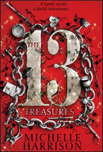 CBBC Newsround Reviews Book Review The 13 Treasures