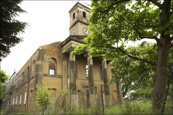 BBC NEWS | In Pictures | In pictures: Heritage sites at risk