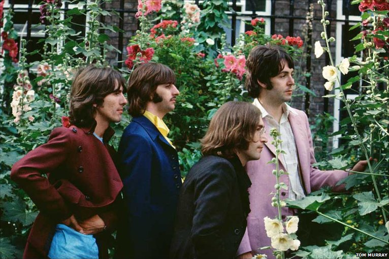 Image result for the beatles 1968